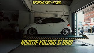 Video Banyak Masalah saat Spooring si Brio & si Kijang + Ngintip Kolong si Brio MP3, 3GP, MP4, WEBM, AVI, FLV April 2019