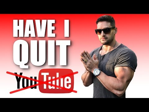 QUITTING YOUTUBE?? | What Happens Now | Lex Fitness (Griffin)