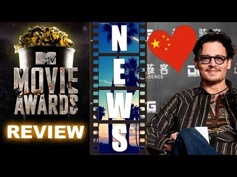 review trailer - MTV Movie Awards 2014 Review! Plus China loves Johnny Depp, and Johnny Depp loves Transcendence! But WHY?! http://bit.ly/subscribeBTT Beyond The Trailer host...