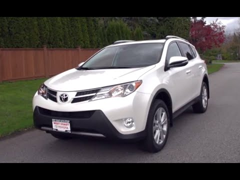 2015 Toyota RAV4 Review | West Coast Toyota, Pitt Meadows BC