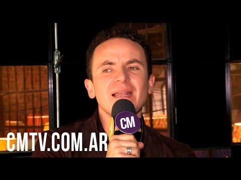 Fonseca video Te mando flores (Acústico) - CM Argentina - 2016