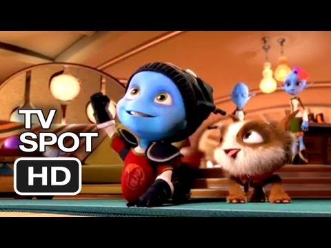 Escape From Planet Earth TV SPOT - Quest To Get Back Home (2013) HD