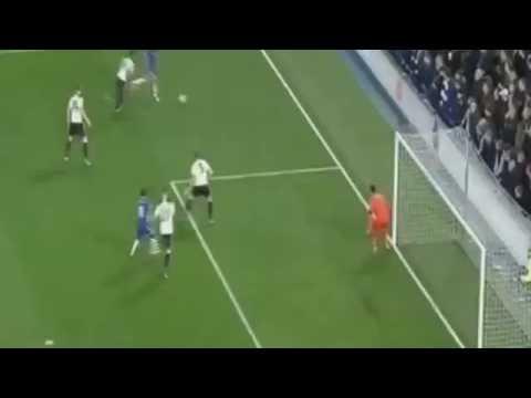 Gol Victor Moses Chelsea vs Tottenham 2 1 EPL 27 11 2016
