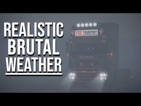 Realistic Brutal Weather v4.1