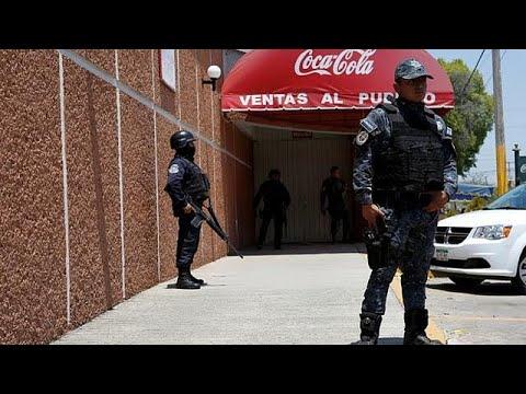 Μεξικό: Κινδύνευσαν για χάρη της τέχνης
