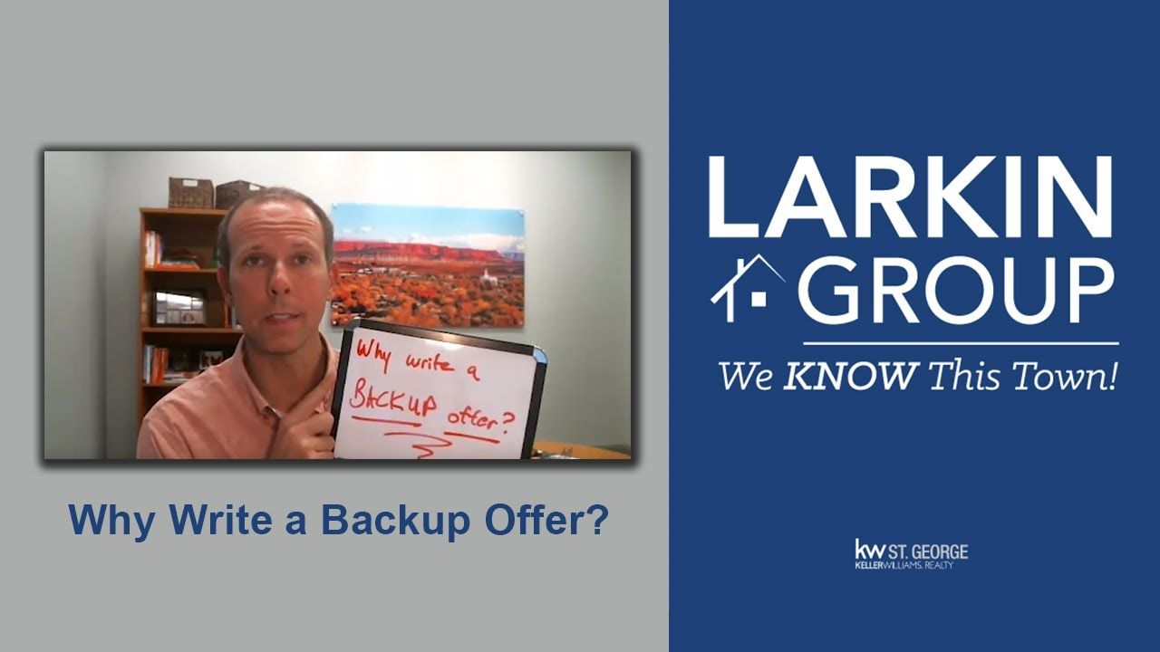 Do Backup Offers Really Work in Our St. George Market?