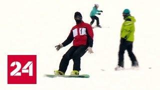Гора Ежовая предлагает туристам путешествие из одной части света в другую на лыжах