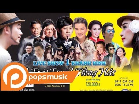 Liveshow Một Trái Tim Hai Giọng Hát - Khánh Bình - Phần 1