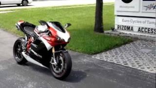 7. 2010 Ducati 1198 Limited Edition Corse #86