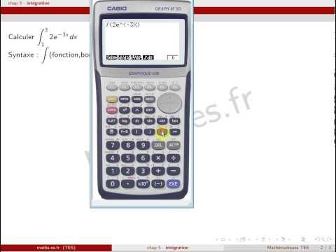 comment trouver pgcd avec calculatrice