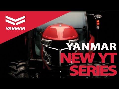 New YT Tractors from YANMAR America - Yanmar Tractor