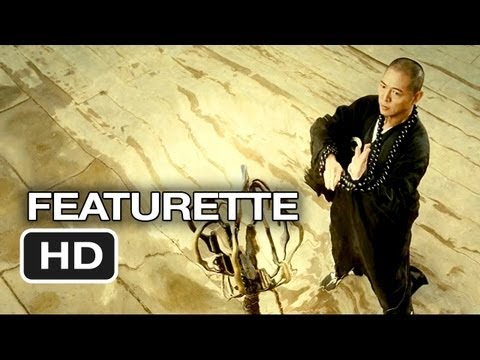 The Sorcerer and the White Snake Featurette #1 (2013) - Jet Li Movie HD