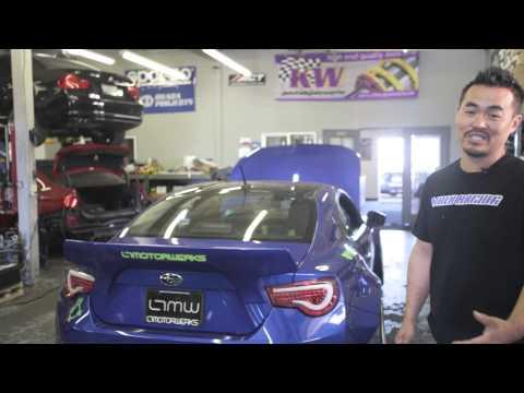 VIDEO: KW Automotive @ SEMA 2013