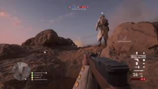 This is gameplay footage of Battlefield 1 online multiplayer on the PlayStation 4 w/ live commentary.