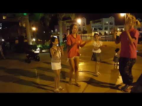 Crown Plaza hotel  - Dead Sea (видео)