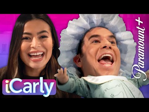 Carly's First New iCarly Web Show 📱 Full Scene | iCarly