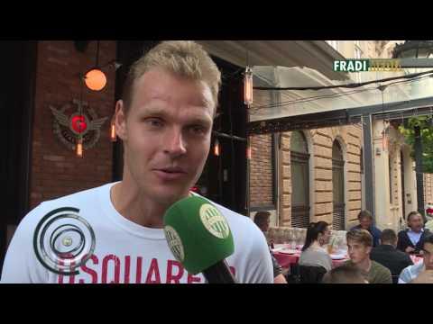 Így búcsúzuk Vladan Cukic a Fradi-szurkolóktól