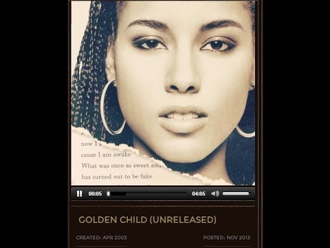 Alicia Keys - Golden Child lyrics