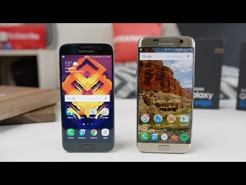 Samsung Galaxy S7 Edge Review!