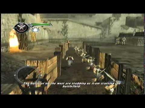 spartan total warrior xbox 360 gameplay