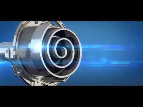 Принцип работы спиральных компрессоров