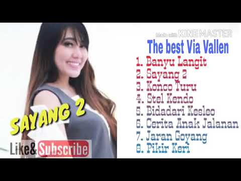 Video Via Vallen - banyu langit terbaru 2018 full album download in MP3, 3GP, MP4, WEBM, AVI, FLV January 2017