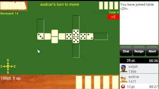 Dominoes GC YouTube video