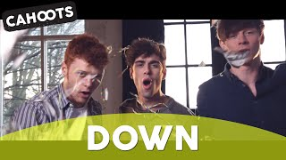 Cahoots - Down (feat. Shaun Reynolds)