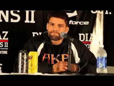 Josh Thomson Talks Win Over JZ Cavalcante  MMA Scoring at Post Fight Presser