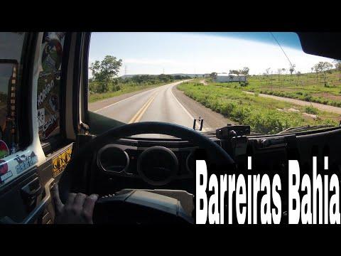Saindo Da 020 Em Barreiras Bahia Entrando Na 242 Rota Do Grão