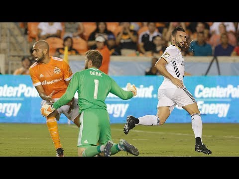 Video: GOAL! Romain Alessandrini slots home after a great pass from Ashley Cole