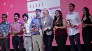 SANTANDER BECAS AWARDS 2016