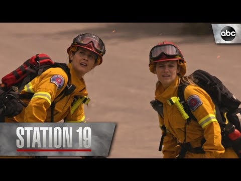The Wildfire Jumps – Station 19