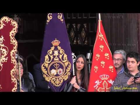 """Saludo """"Cautivo & Virgen de la Paz"""" en la Parroquia de los Dolores"""