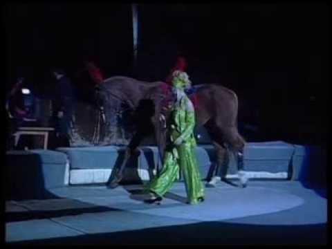 Super performer Naira Petrosyan