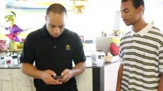 ACE Mentoring Visits McDonalds Owner/Operator