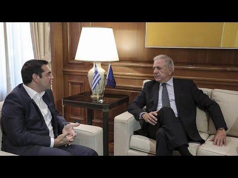 Αβραμόπουλος: Η Ελλάδα θα είναι πρότυπο για τις υπόλοιπες χώρες…