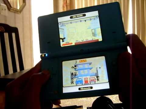 Game & Watch : Vermin Nintendo DS