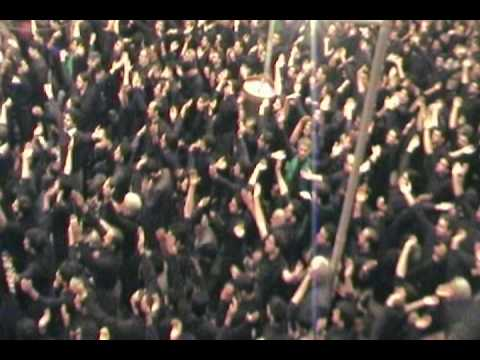 Hypnotic chest-beating & singing - Muharram in Iran