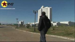 Al Jazeera briefly on Turkmenistan (29/Dec/2011). This small reportage tells about a city called Avaza on the country's west.