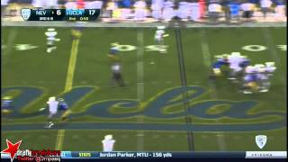 Cody Fajardo vs UCLA (2013)
