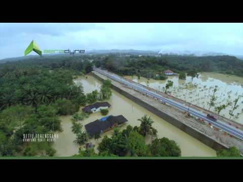 Floods in Setiu, Terengganu, Dec 2014