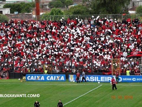 G.E.Brasil 1X0 Fortaleza - Série C - 10/10/2015 - Xavante - Brasil de Pelotas