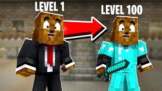 I Lost Everything Level 100 to Level 1 - Minecraft Cosmic Prisons Jail Break #8 | JeromeASF