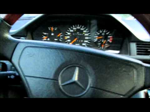 Mercedes benz w124 e 420 фотография