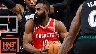 Houston Rockets vs Minnesota Timberwolves Full Game Highlights | 12.03.2018, NBA Season