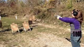 Wauseon (OH) United States  City new picture : Allison Shoots Stage 4 Wauseon USPSA Match October 18 2015
