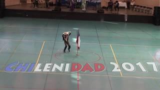 Chilenidad 2017: Baile a la Bandera