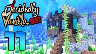 Nashcrafter's Epic Drowned Farm! • Minecraft: Decidedly Vanilla (S5 Ep.11)