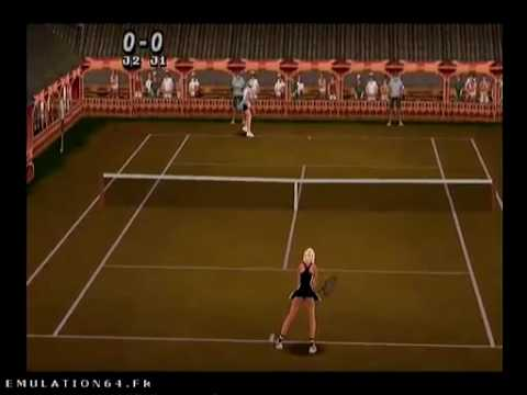 All-Star Tennis 99 (Nintendo 64)